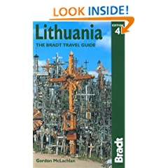 Lithuania, 4th: The Bradt Travel Guide (Bradt Guides)