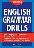English Grammar Drills (0071598111) by Lester, Mark
