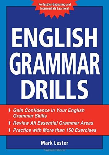 English Grammar Drills PDF