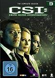 echange, troc CSI: Crime Scene Investigation - Season 9 [Import allemand]
