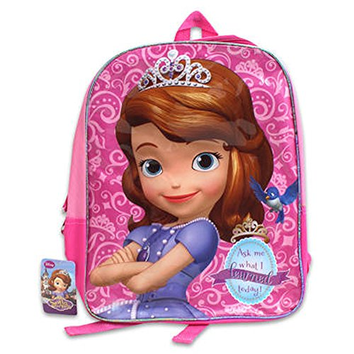 Disney Sofia the First Backpack - 1