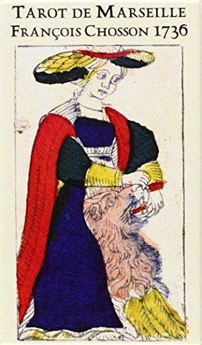 Tarot De Marseille: Francois Chosson 1736 (Limited Edition)