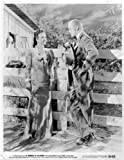 """Al Jennings of Oklahoma"" 1950 Movie Lobby Photograph with Dan Duryea & Gale Storm (Movie Memorabilia)"