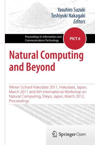 Natural Computing and Beyond