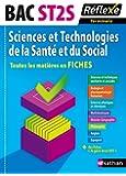 Toutes les matières en FICHES Terminale ST2S - Sciences et Technologies de la Santé et du Social