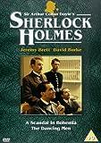 Sherlock Holmes: A Scandal In Bohemia/The Dancing Men [DVD]