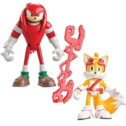 Sonic Boom Small Figure 2 Pack - Knuckles and Tails