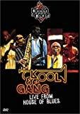 echange, troc Kool & the Gang - Live from House of Blues [Import USA Zone 1]