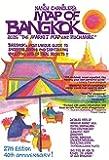 Nancy Chandler's Map of Bangkok, 27th Edition, 2015
