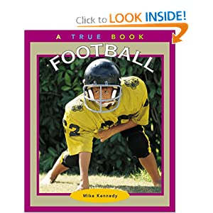 Football (True Books: Sports)