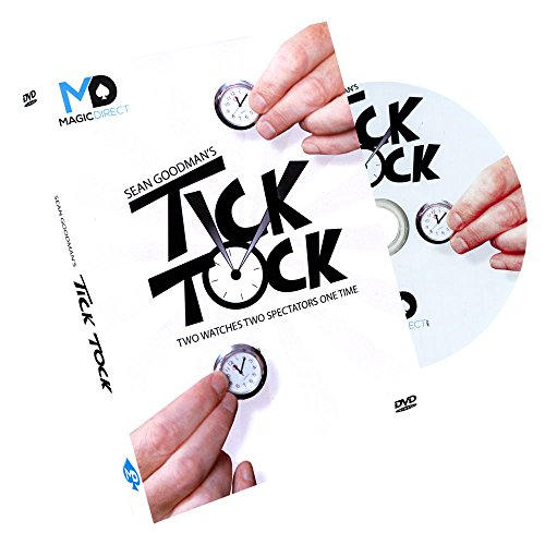 MMS Tick Tock DVD and Gimmicks Sean Goodman Trick Kit - 1