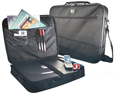 Computer Gear Case Gear Procase Eco 15.6 inch Widescreen Notebook Laptop Bag and Carry Case from Computer Gear