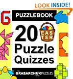 Puzzlebook: 20 Easter Puzzle Quizzes (color and interactive!)