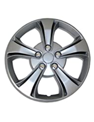 Automotive Parts and Accessories: TuningPros WSC-616S15 Hubcaps Wheel Skin Cover 15-Inches [Amazon.com] ...