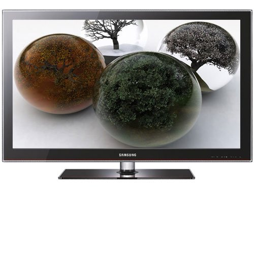 Samsung LE37C580 37-inch Widescreen Full HD 1080p Allshare LCD TV with Freeview HD