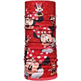 Buff Girl's Licenced Jnr Polar Buff Multifunctional Headwear - Disney Beuatiful/Rosebud, 23.5 cm