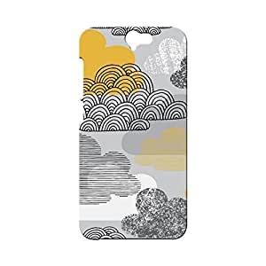BLUEDIO Designer Printed Back case cover for HTC One A9 - G1842