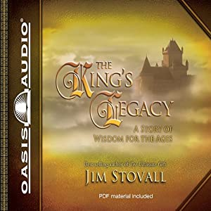 The King's Legacy Audiobook