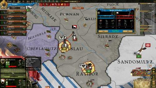 Europa Universalis 3 Chronicles screenshot
