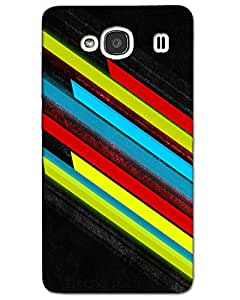 MobileGabbar Xiaomi Redmi 2 Back Cover Printed Hard Case
