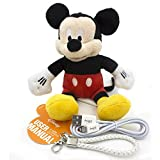 Valentine's Gift Disney Mickey Built-in 5200mah Portable External Battery for Any Smartphones and Digital Devices.