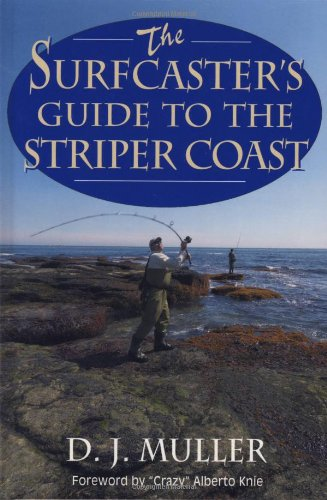 The Surfcaster'S Guide To The Striper Coast front-814006