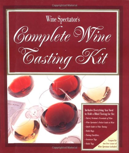 Wine Spectator's Complete Wine Tasting Kit