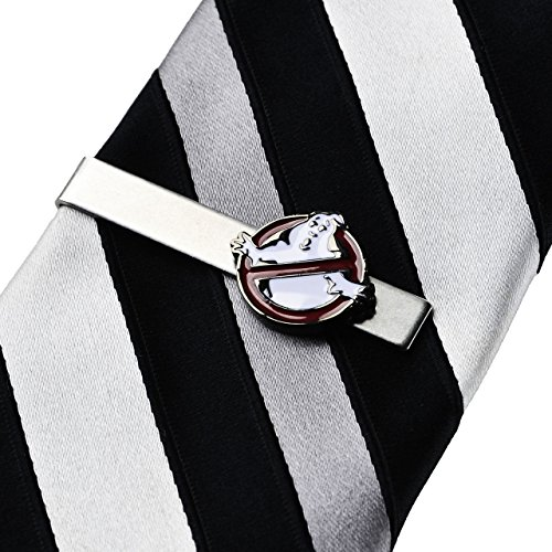 Ghostbusters Logo Tie Clip
