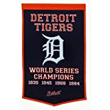 MLB Detroit Tigers Dynasty Banner by Winning Streak