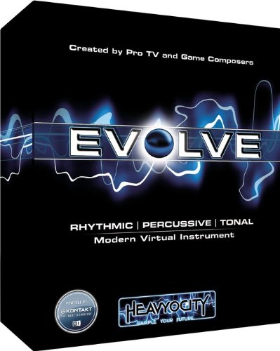Heavyocity Evolve Virtual Instrument