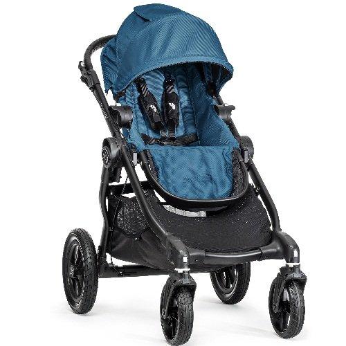 Baby Jogger City Select Single Stroller 2014 (Teal W/Black Frame) front-798627