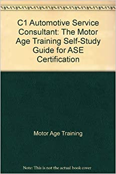 ASE Parts Specialist Study Guides | Motor Age Training