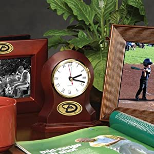 Memory Company MC-MLB-ADB-822 Arizona Diamondbacks Desk Clock by Memory Company