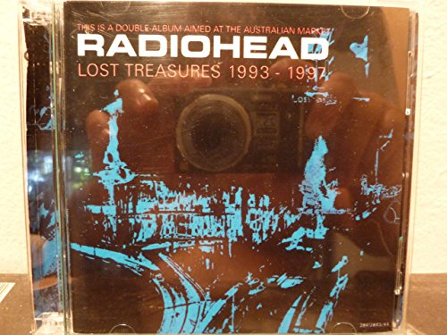 Radiohead - Radiohead Lost Treasures 1993 - Zortam Music