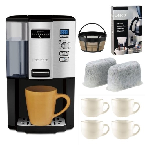 Cuisinart DCC300 12-Cup Programmable Coffeemaker