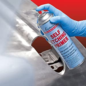 Spray Paint Galvanized Metal Etching Spray Primer