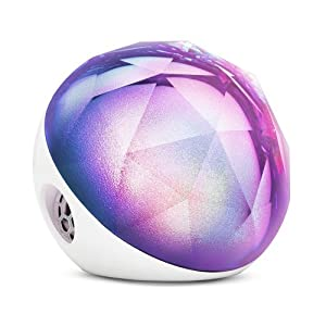Yantouch IceDiamond+ (ID+) Portable Wireless Bluetooth Speaker with 10 Hour Battery, Powerful Sound with Ehanced Base, Wireless Remote Control by Yantouch