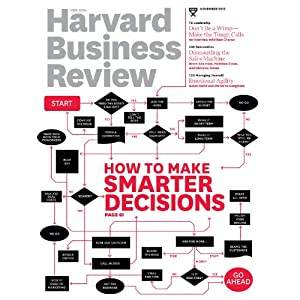 Harvard Business Review, November 2013 | [Harvard Business Review]