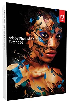 Adobe Photoshop CS6 Extended Windows版