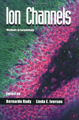 Ion Channels, Volume 207 (Methods In Enzymology , Vol 207)(Paper Reprint)