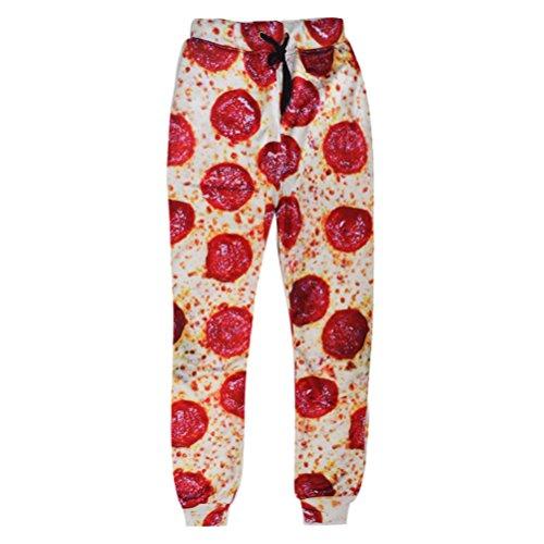 unideazone-unisex-sport-hosen-lustige-3d-digital-printed-pizza-jogger-jogginghose