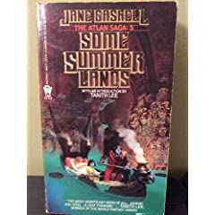 Some summer Lands (Daw science fiction) by Jane Gaskell