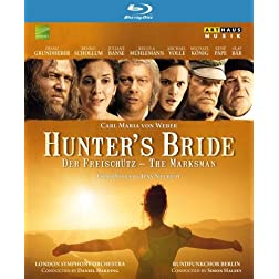 Hunter's Bride [Blu-ray]