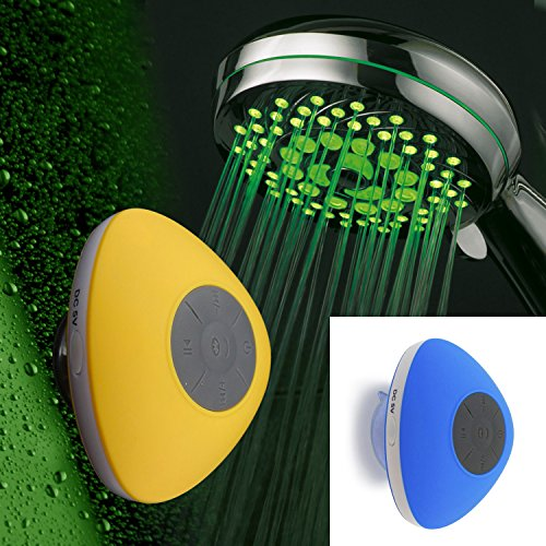 Sale!! HotelSpa® LUXURY SHOWER PARTY GIFT PACK: 7-setting 7-color LED Hand Shower with BONUS New Sl...
