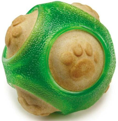 Grrriggles Fun-Damentals Munch-A-Ball, Parrot Green