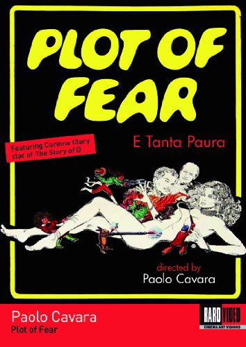 Plot of Fear [DVD] [1976] [Region 1] [US Import] [NTSC]