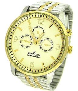 AK Anne Klein Multifunction Champagne Dial Women's watch #10/9377CHTT