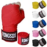Ringside Mexican-Style Boxing Handwrap, Blue, 180-Inch