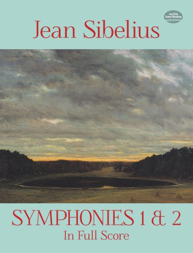 Symphonies 1 and 2 in Full Score (Dover Music Scores)