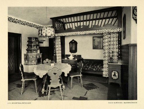 Online interior decorating: BlackFriday Deals 1915 Print Sliwinski ...